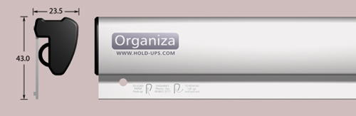 Paper Holding System : Organiza